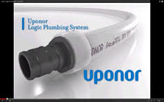 Bordeau plumbing uses Uponor Piping systems exclusively for all repipe jobs